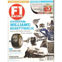 F1 RACING ROCZNIK 2013 (12 NUMERÓW) [antykwariat]