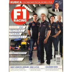 F1 RACING ROCZNIK 2014 (12 NUMERÓW) [antykwariat]