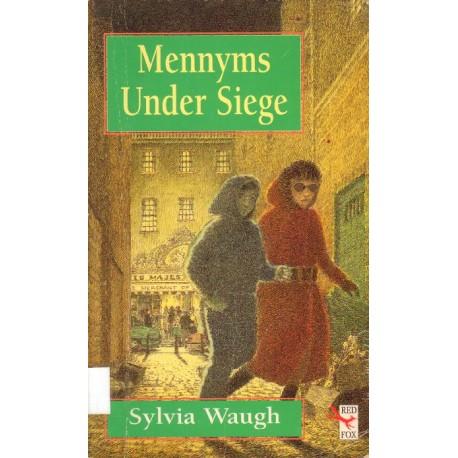 Sylvia Waugh MENNYMS  UNDER SIEGE [antykwariat]