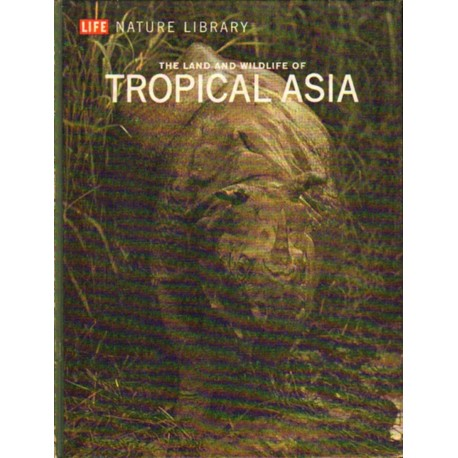 THE LAND AND WILDLIFE OF TROPICAL [antykwariat]