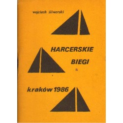 HARCERSKIE BIEGI KRAKÓW 1986 Wojciech Śliwerski