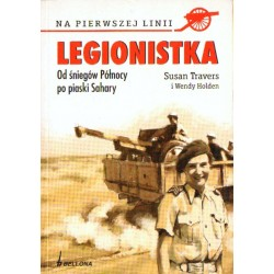Susan Travers, Wendy Holden LEGIONISTKA