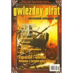 GWIEZDNY PIRAT NR 15/2005. NIEZBĘDNIK MIŁOŚNIKA RPG