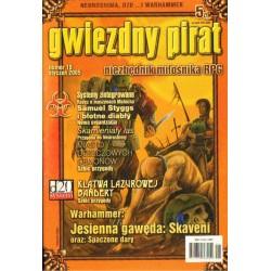 GWIEZDNY PIRAT NR 10/2005. NIEZBĘDNIK MIŁOŚNIKA RPG