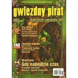 GWIEZDNY PIRAT NR 8/2004. NIEZBĘDNIK MIŁOŚNIKA RPG