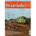 ŚWIAT KOLEI NR 8/2012. MIESIĘCZNIK [used]