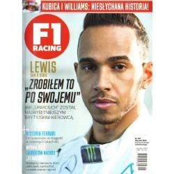 F1 RACING ROCZNIK 2018 (12 NUMERÓW)