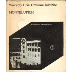 MONTELUPICH Wincenty Hein, Czesława Jakubiec