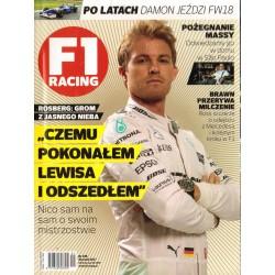 F1 RACING ROCZNIK 2018 (12 NUMERÓW) [antykwariat]