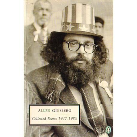 Allen Ginsberg COLLECTED POEMS 1947-1985 [antykwariat]