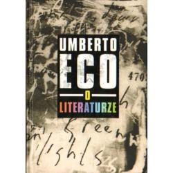 O LITERATURZE Umberto Eco [antykwariat]