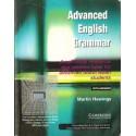 ADVANCED ENGLISH GRAMMAR Martin Hewings [antykwariat]