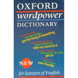 OXFORD WORDPOWER DICTIONARY [antykwariat]