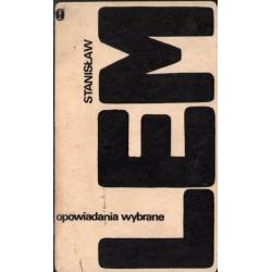 OPOWIADANIA WYBRANE Stanisław Lem [antykwariat]