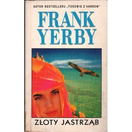 ZŁOTY JASTRZĄB Frank Yerby [antykwariat]