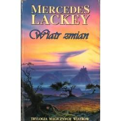 WIATR ZMIAN Mercedes Lackey [antykwariat]