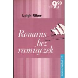 ROMANS BEZ RAMIĄCZEK Leigh Riker [antykwariat]