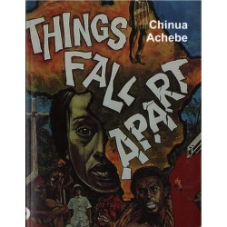 THINGS FALL APART Chinua Achebe [antykwariat]
