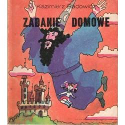 ZADANIE DOMOWE Kazimierz Radowicz [antykwariat]