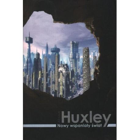 NOWY WSPANIAŁY ŚWIAT Aldous Huxley [antykwariat]