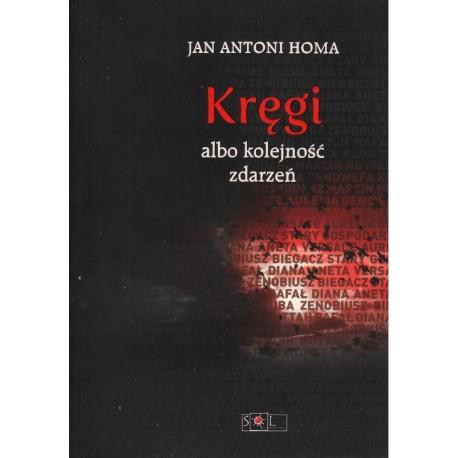 KRĘGI ALBO KOLEJNOŚĆ ZDARZEŃ Jan Antoni Homa [antykwariat]
