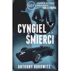 CYNGIEL ŚMIERCI Anthony Horowitz [antykwariat]
