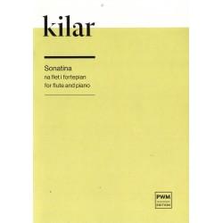 Wojciech Kilar SONATINA NA FLET I FORTEPIAN