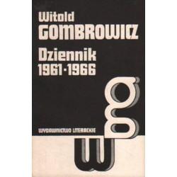 Witold Gombrowicz DZIENNIK 1953-1966. 3 TOMY [antykwariat]