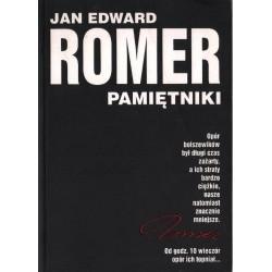 JAN EDWARD ROMER. PAMIĘTNIKI [antykwariat]
