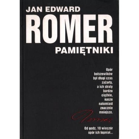 PAMIĘTNIKI JAN EDWARD ROMER [antykwariat]