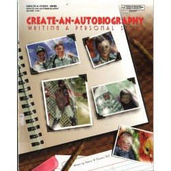 CREATE-AN-AUTOBIOGRAPHY. WRITING A PERSONAL STORY [antykwariat]