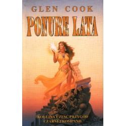 PONURE LATA Glen Cook [antykwariat]