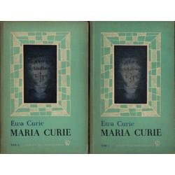 Ewa Curie MARIA CURIE. T. 1-2 [used book]