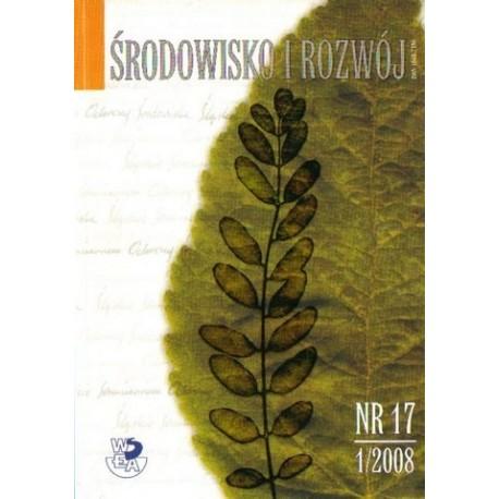 ŚRODOWISKO I ROZWÓJ NR 17-1/2008