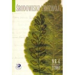ŚRODOWISKO I ROZWÓJ NR 4-2/2001