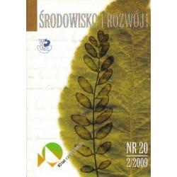 ŚRODOWISKO I ROZWÓJ NR 20-2/2009