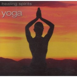 YOGA. HEALING SPIRITS [1CD-używana]