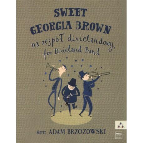 SWEET GEORGIA BROWN NA ZESPÓŁ DIXIELANDOWY Adam Brzozowski
