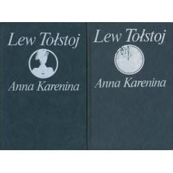 ANNA KARENINA Lew Tołstoj
