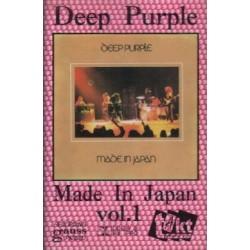 Deep Purple MADE IN JAPAN. VOL. 1 & 2 [kaseta magnetofonowa używana]
