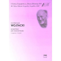 SONETTINO NA KLAWESYN Emil Bernard Wojtacki
