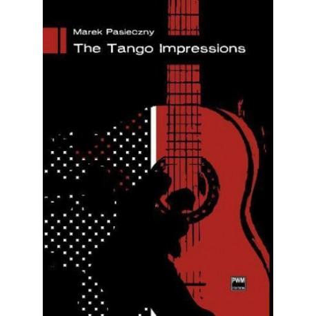 THE TANGO IMPRESSIONS NA GITARĘ Marek Pasieczny