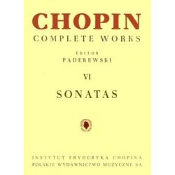 Fryderyk Chopin: SONATY