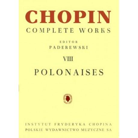 Fryderyk Chopin: POLONEZY