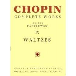 Fryderyk Chopin: WALCE