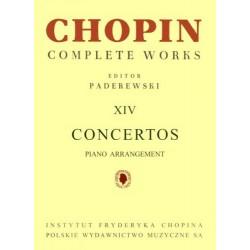 Fryderyk Chopin: KONCERT FORTEPIANOWE