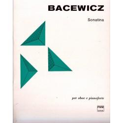 SONATINA NA OBÓJ I FORTEPIAN Grażyna Bacewicz