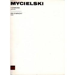 V SYMFONIA Zygmunt Mycielski