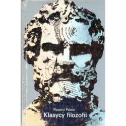 KLASYCY FILOZOFII Ryszard Palacz [antykwariat]