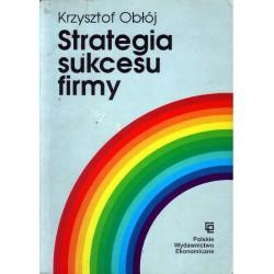 STRATEGIA SUKCESU FIRMY Krzysztof Obój [antykwariat]